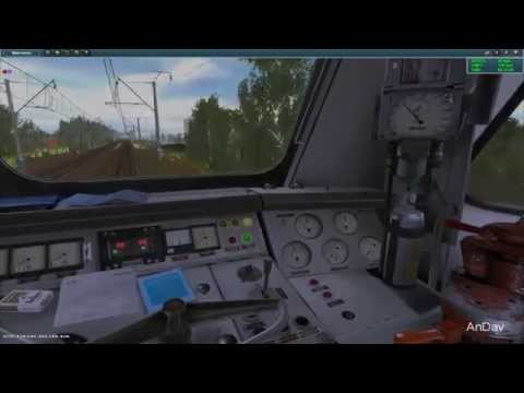 Building A Route in Trainz Step By Step 001 маршрут москва-малоярославец для trainz