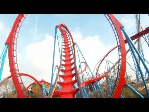 Dragon Khan Port Aventura Salou aventusa raat