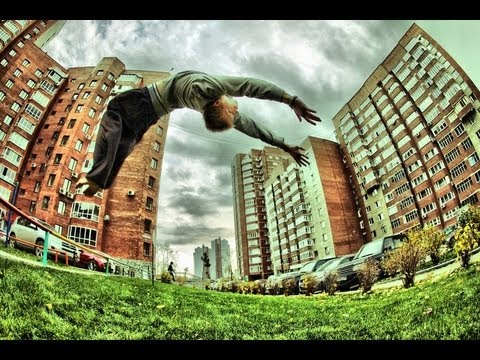 The best summer of Russia | Parkour and Freerunning mix 2012
