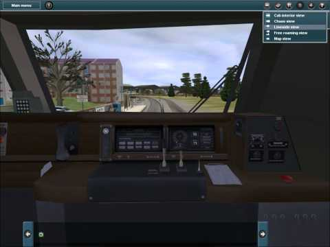 Trainz Simulator 2012 Review trainz simulator 2012 видео