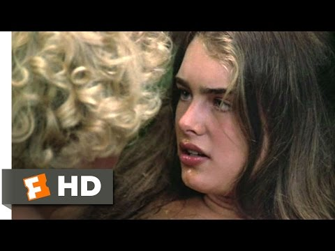 The Blue Lagoon (4/8) Movie CLIP - Sticky Kiss (1980) HD кино The Blue Lagoon (4/8) Movie CLIP